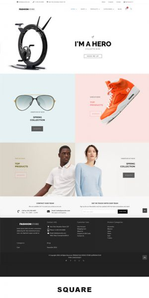Ecommerce Pack by PRISMA FILM