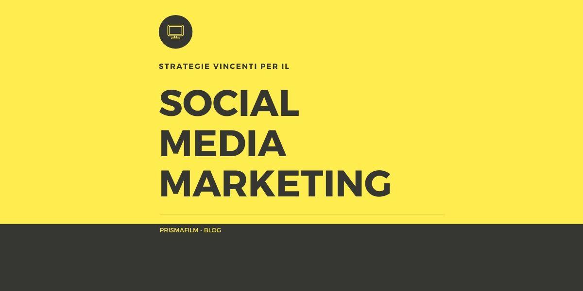 Social Media Marketing Prisma Film